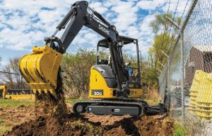 John Deere and Wacker Neuson Enter Partnership to Supply Compact Excavators in China, Southeast Asia and Oceania