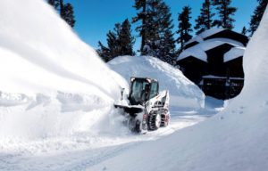 445 Inches of Snow Tests Resiliency of Snow Removal Company