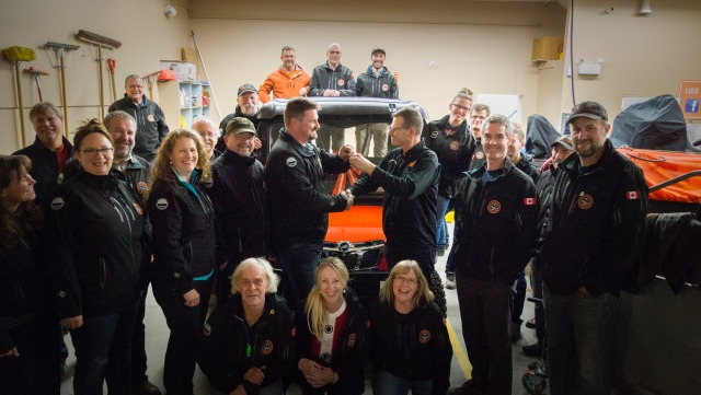 First Responder Winners Delivery Image