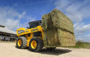 Gehl launches the world's largest skid steer (the V420)
