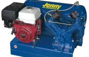 Jenny Products Offers Full Line of Skid-Mounted Compressors
