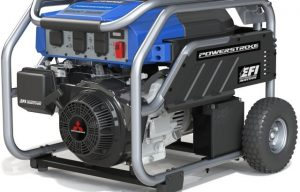 TTi Introduces Portable Generators with Reduced CO Emissions, Mitsubishi EFI Technology