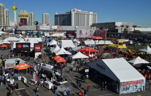 Photo Blog: Walking Around World of Concrete