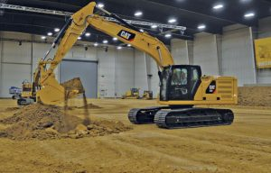 Editor at Large: Operating and Analyzing Equipment at Caterpillar's Fall Press Event
