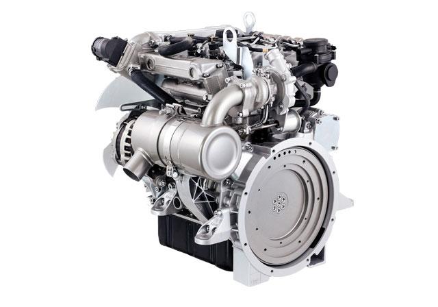 Hatz 3H50TIC diesel