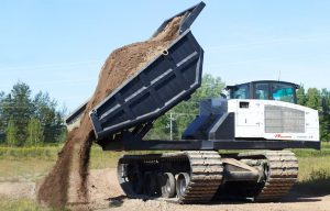 Track vehicle expert Prinoth expands its distribution network to West Virginia