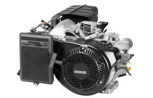 Kohler Says New Gas Engine Reduces Carbon Monoxide Emissions by 75 Percent
