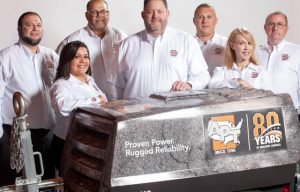 Compressor/Tooling Expert APT Celebrates 80th Anniversary With Roadshow