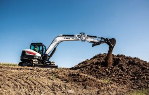 Bobcat introduces new E85, the largest R-Series excavator in its lineup