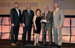 Crescent Club Membership Awarded to 2017 Top 10 Ditch Witch Dealerships
