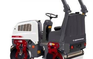 Dynapac CC950 (Economy Diesel) Tandem Asphalt Roller Is Small But Has Big Impact