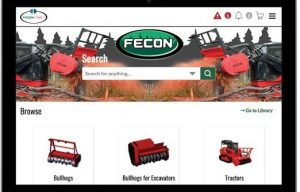 Fecon Customers Now Have Direct Access to FeconConnect Dealer Web