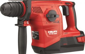 Get Cordless Compatibility with Hilti Cordless Combihammer TE 30-A36 and Cordless Rotary Hammer TE 6-A36
