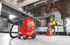 Mitigate Dust and Slurry with the Hilti Water Management System DD-WMS 100