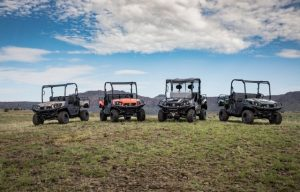 All-New, Gas-Powered Kubota RTV-XG850 Sidekick Makes its Official Debut at the National Farm Machinery Show