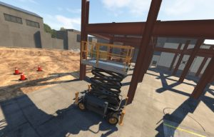 Serious Labs Developing VR Simulator with Scissor Lift Leader Skyjack (Dig these Photos)