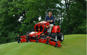 Steiner Introduces New Flex Deck Articulating Mowing Attachment