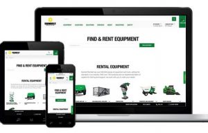 Sunbelt Rentals Launches New User-Friendly Website