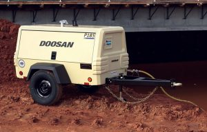Doosan Portable Power Names Hoffman Equipment as an Authorized Distributor