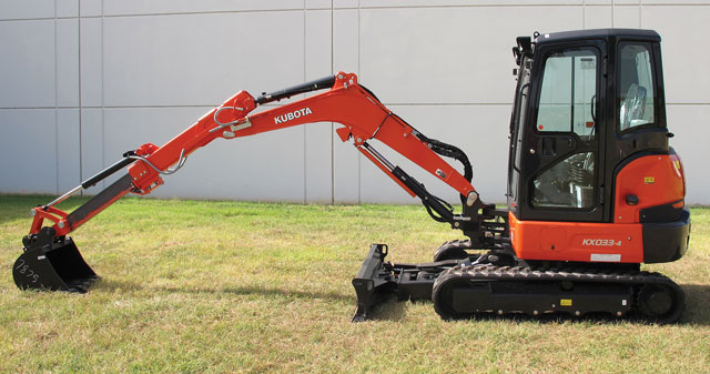 Compact Excavator Showcase: The Latest Digger Tool Carriers