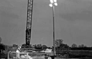 Keeping Cold Lights Bright: How to Prepare and Protect a Light Tower from Winter Wear and Tear