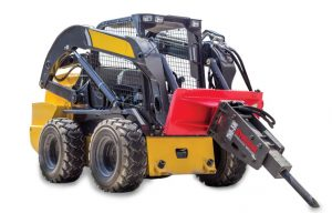 Six things to Know Before Selecting a Breaker for Your Skid Steer or Track Loader