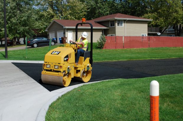 Caterpillar Releases New Utility Compactors with Simplicity in Mind
