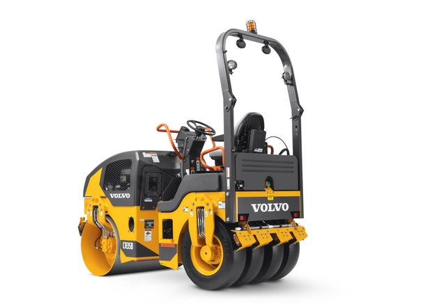Volvo Hero image of the Combination Roller CR35B