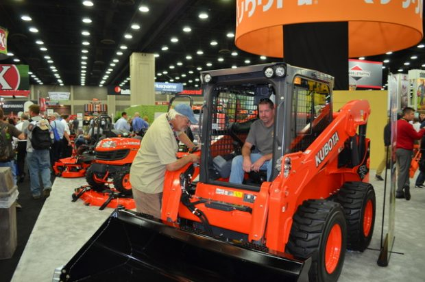 GIE+EXPO Landscape Trade Show Is Already Setting Records in 2018