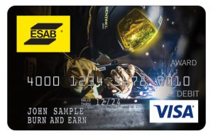 ESAB Launches Burn and Earn Rewards Programs and Where to Buy Online Function
