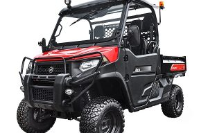KIOTI launches new K9 UTV series