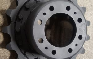 Check Out These Seg-Drive Sprockets for Compact Track Loaders