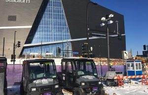 Club Car and United Rentals Score at the 2018 Super Bowl LII Football Championship Game