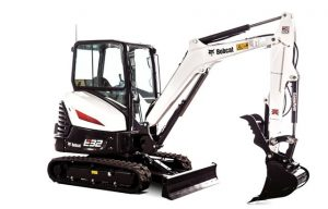 Bobcat Introduces New Grading and Trenching Buckets for Compact Excavators