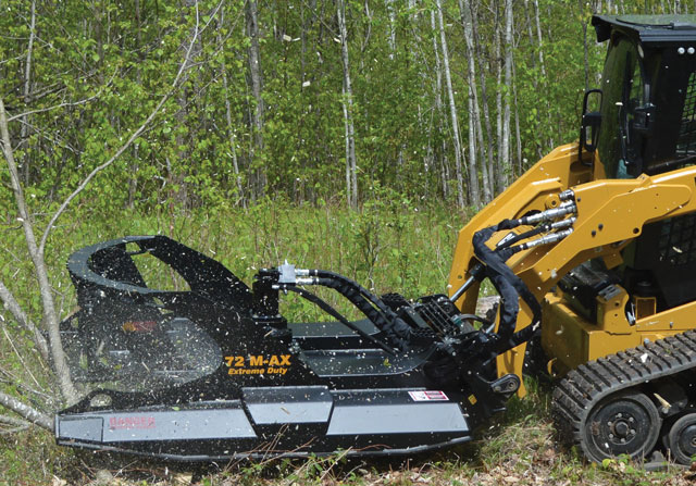 Brush Up: Learn How to Match a High-Powered Brush Cutter to