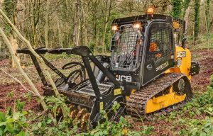 Brush Up: Learn How to Match a High-Powered Brush Cutter to a Skid Steer or Track Loader