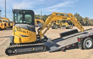 Learn the Dos and Don'ts of Trailering Compact Excavators