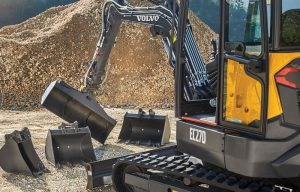 Excavator Tool Carrier: Attachments Push Mini Excavators Beyond Digging