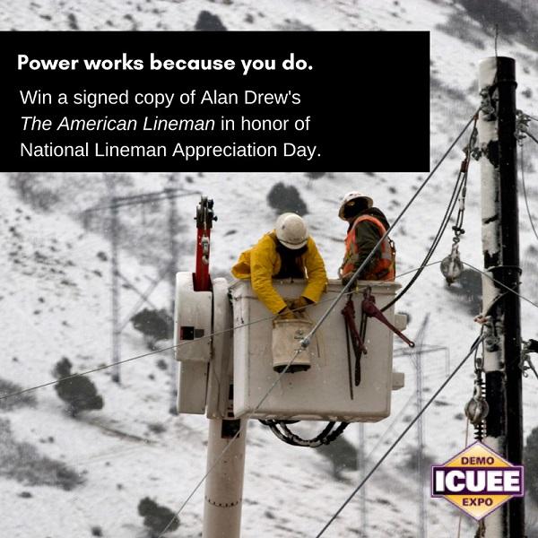 AEM-ICUEE-Lineman-Power-Works