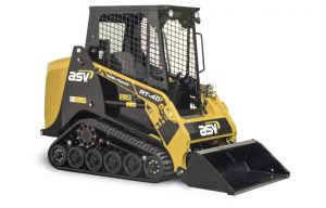 ASV Releases Small RT-40 Posi-Track Loader, Designed to Compete with Compact Tool Carriers