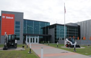 Doosan Bobcat North America Acceleration Center Officially LEED Certified