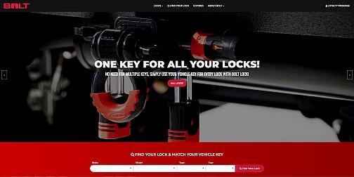 BOLT Website Image