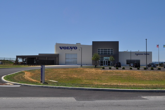 Volvo Customer Center