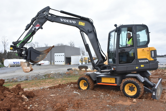Volvo Construction Keith Gribbins 8