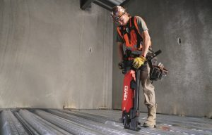Hilti Powder-Actuated Tool DX 9, Smart Tool Technology Comes to Deck Fastening