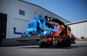 Ditch Witch Partners with Vacuworx for Vacuum Lift Attachments