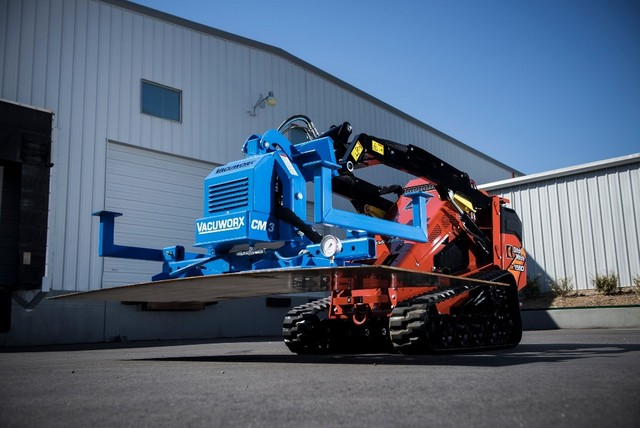 Ditch Witch Vacuworx