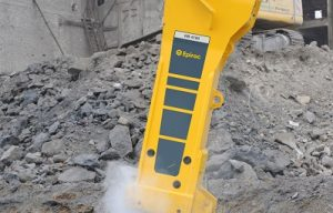 Epiroc Introduces Intelligent Protection System (IPS) for Hydraulic Breakers