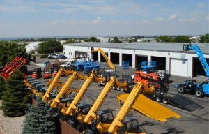 H&E Equipment Services Relocates to a New Facility in Fort Collins, Colo.