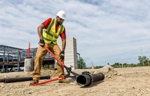 RIDGID releases soil pipe cutter